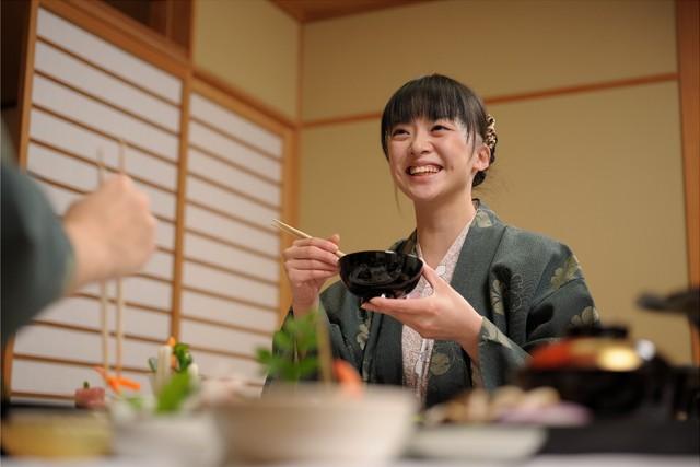 【早期予約30日前】四季折々の美食!~旬の会席~