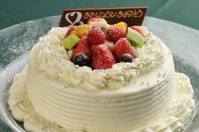 マウレ特製ケーキ(写真はイメージです)