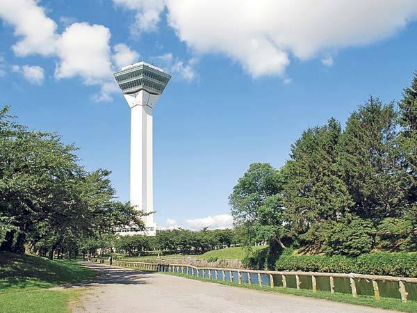 【五稜郭チケット付】五稜郭タワーに登ろう!