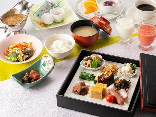 【ご朝食】和洋プレート ※イメージ