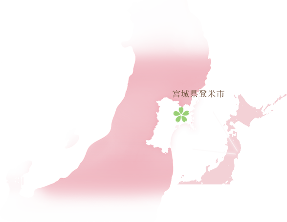 宮城県登米市