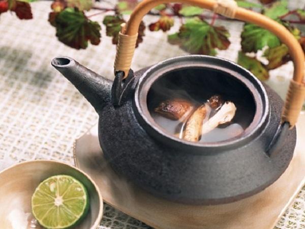 松茸の香りをお楽しみくださいませ。 ※イメージ