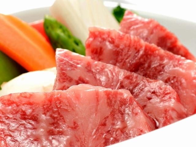 ■【ご夕食】深い味わいのブランド牛「山形牛」 ※イメージ