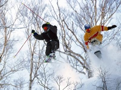 冬の蔵王はウインタースポーツ天国!雪遊び満喫の休日を♪※イメージ