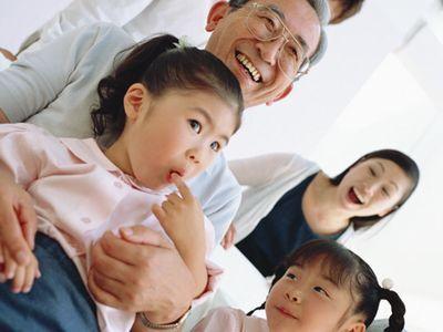 ご家族で過ごす嬉しい休日※イメージ