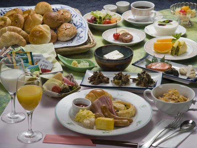 朝食バイキング/一日を元気にお過ごしいただける健康的な朝ごはん