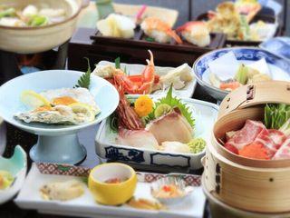 ■季節ごとの香り豊かな旬を味わう和食膳