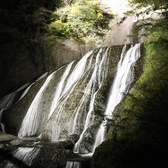 2018 袋田の滝ライトアップ