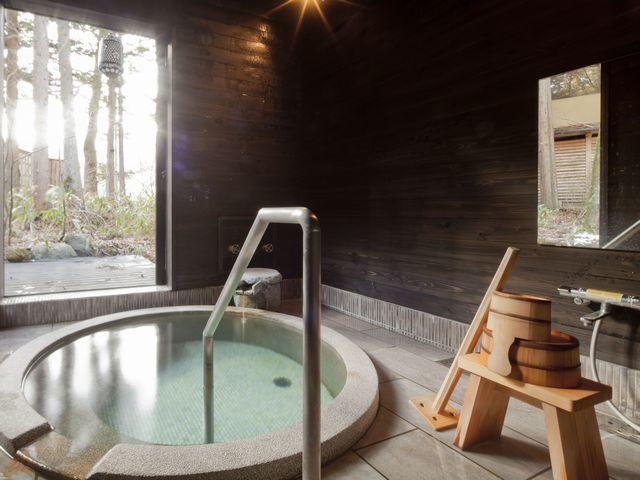 【貸切風呂☆特典付き】平日、2名限定 佳松亭にある貸切風呂1回無料