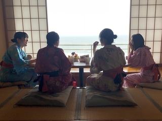 女性同士のおしゃべり旅を心ゆくまで♪『女子会』プラン