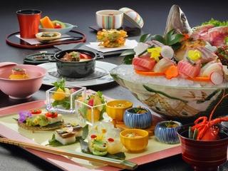 お部屋食:お料理イメージ