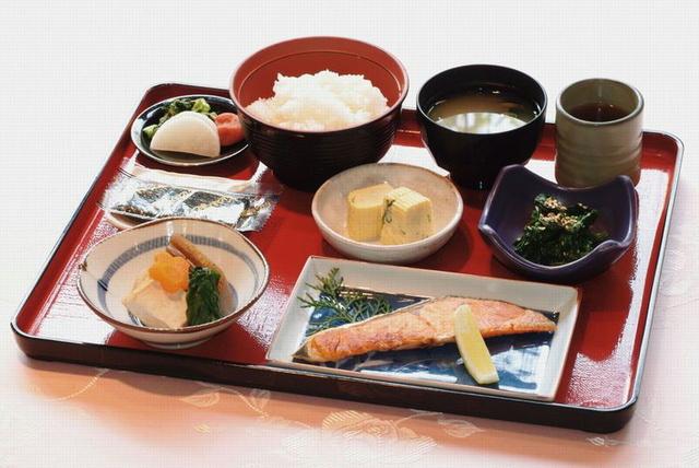 朝食【和定食】付きプラン