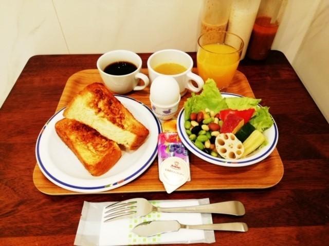 朝食写真②