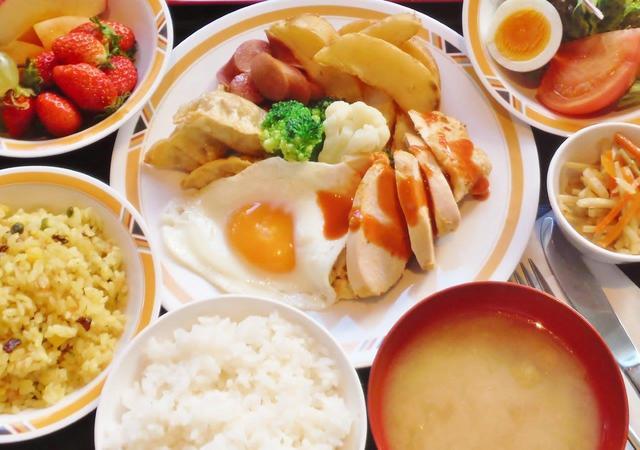 【公式HP限定最安値】お得な朝食バイキング付きプラン<ホテルニューヨコスカ>