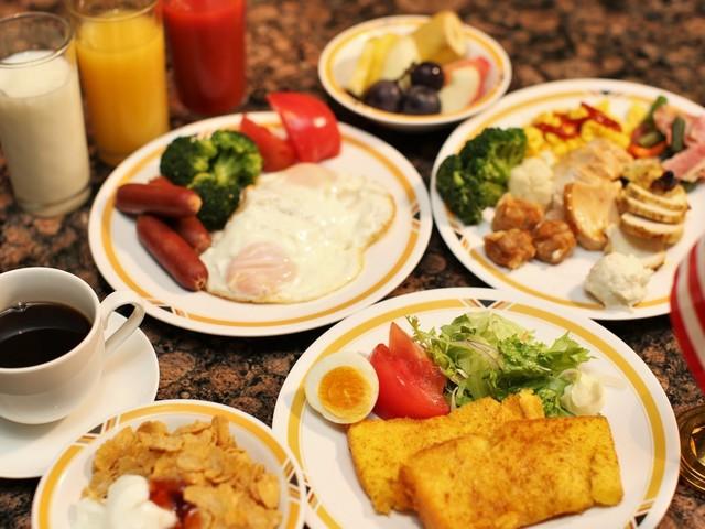 【公式HP限定最安値】お得な朝食ビュッフェ付きプラン<ホテルニューヨコスカ>