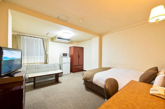◎ゆったり広々♪ ダブルルームプラン <ホテル横須賀>