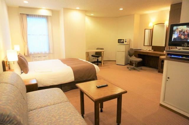 ANNEX クイーンルームプラン <ホテル横須賀>