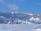 上越国際スキー場(当間ゲレンデ)の様子