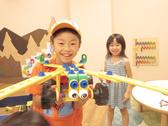 知育玩具や絵本が充実のキッズルーム!授乳室やおむつ交換台も併設しています。