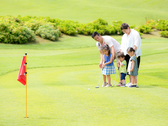【パターゴルフ】パターコースは18ホール!大人から子供まで楽しめます。