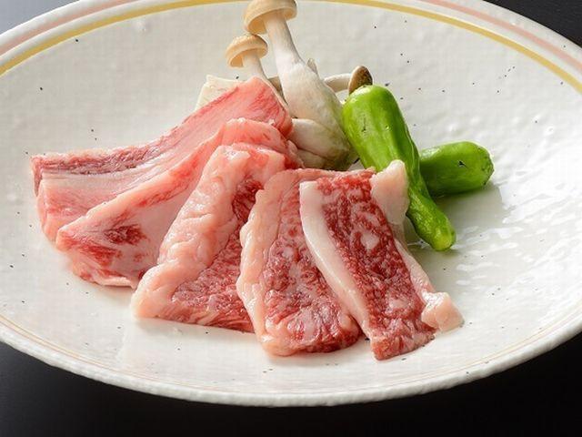チョイス料理:【くびき和牛の焼肉】 ※イメージ