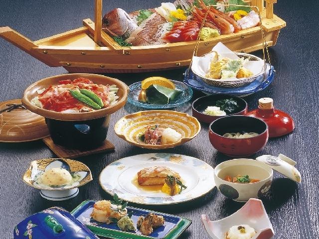 【日本海コース】/特選会席+チョイス1品! ※一例
