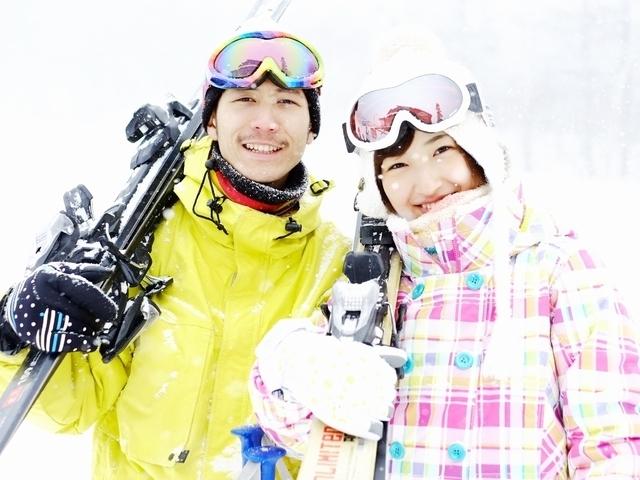 スキー ※イメージ