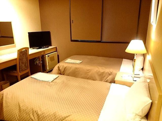 【室内例】ツインルーム