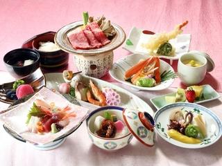 【基本Style】能登最大リゾート地で過ごす!温泉&こだわり和食膳&爽やか緑風♪