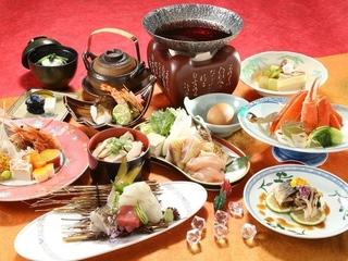 【秋味覚P】≪お勧め≫能登地どりすき焼きと松茸ごはん♪