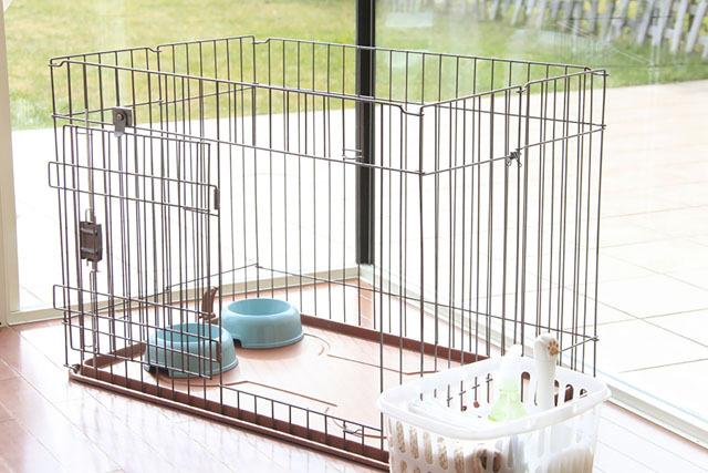 ケージ(小型犬サイズ)