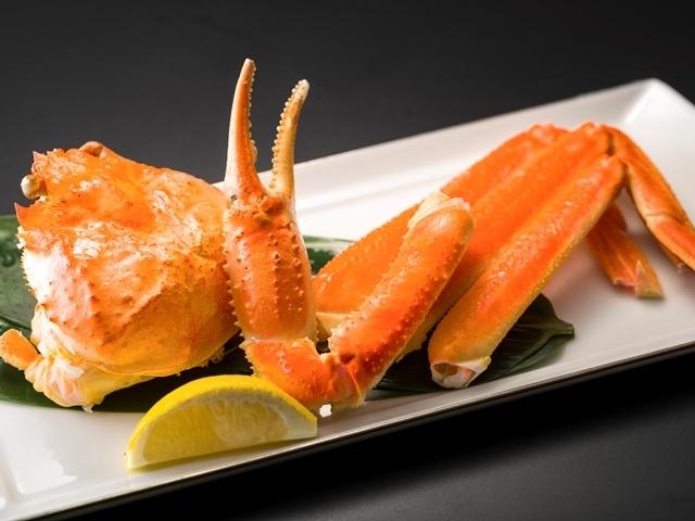 みんな大好きずわい蟹!(イメージ)
