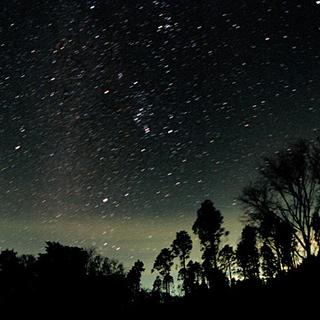 秘密の星空