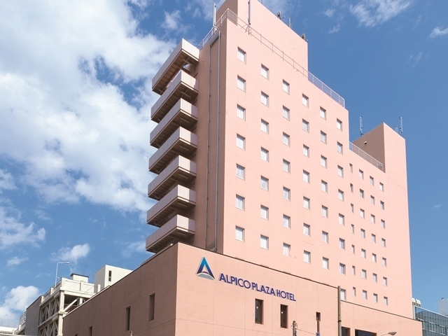 松本駅より徒歩2分・松本バスターミナル隣の好立地