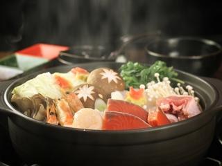 【1日3卓限定】~50平米以上のお部屋~旬の信州食材を他とは少し違う【寄せ鍋】で味わう