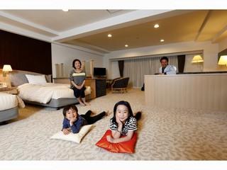 ■豊富なキッズ&ベビーアイテムもご用意■~ご家族利用に人気のお部屋タイプ厳選~フレンチフルコース~