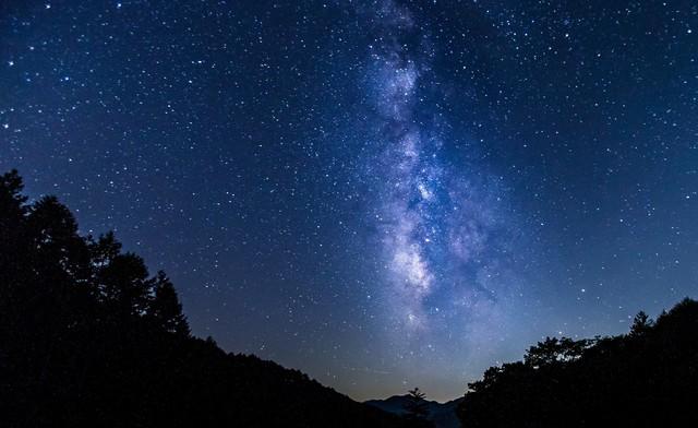 阿智村の星空