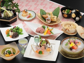 板長お薦め☆信州味覚会席料理・イメージ