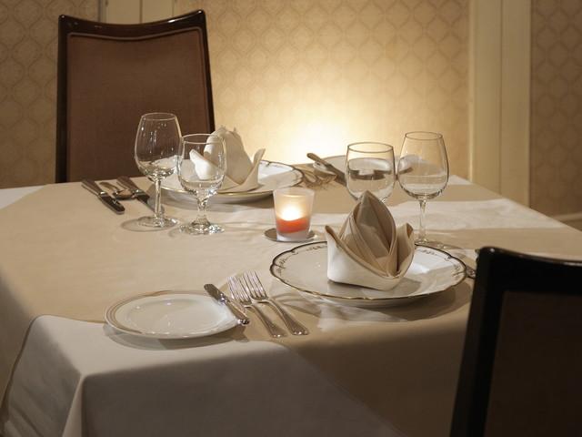 【欧風レストラン「バーデンバーデン」】素敵な時間をお過ごしください