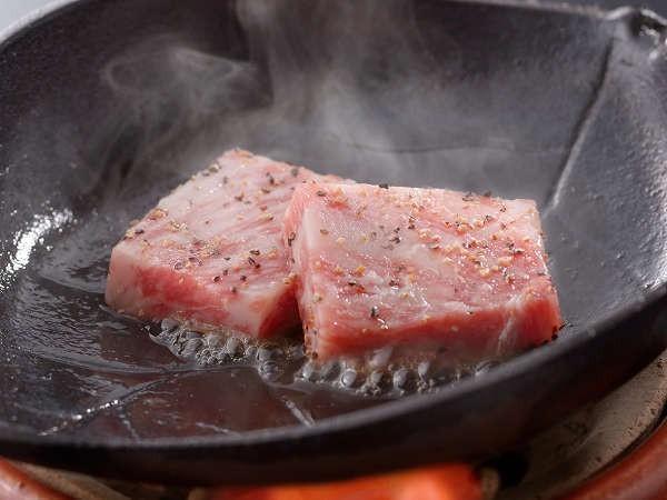 【飛騨牛料理】飛騨の特産 とろける飛騨牛ステーキ