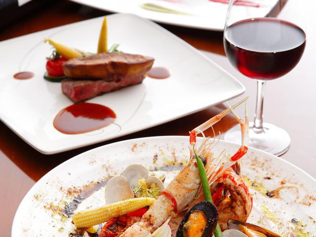【欧風レストラン「バーデンバーデン」】厳選した食材を使った秋グルメ♪(写真はイメージ)