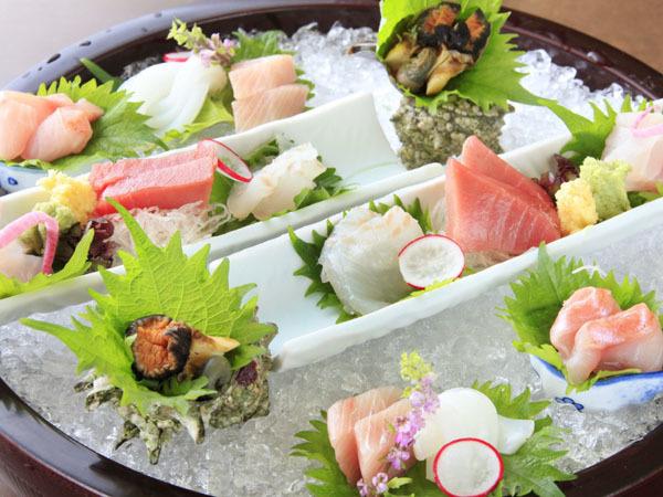 ★新鮮な海鮮を堪能「海の幸膳」プラン★【2食付き】禁煙ルーム
