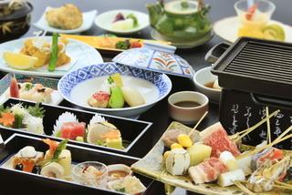 四季彩プラン 和食(イメージ)