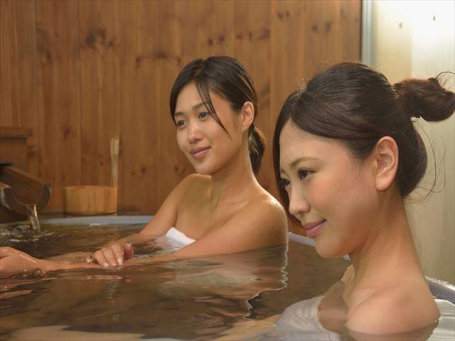 貸切風呂で熱海温泉を堪能★♪*時間予約制で有料となります。