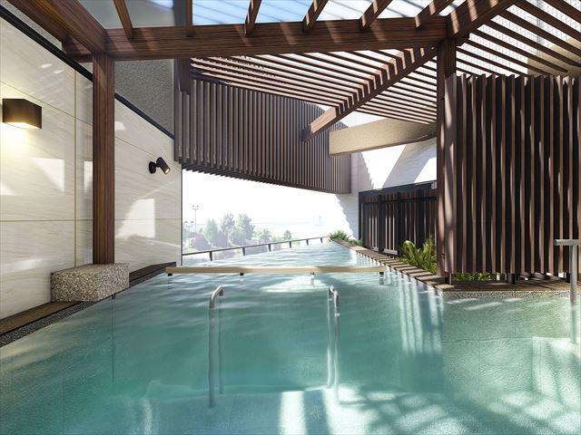 新大浴場(露天風呂)*画像はイメージです