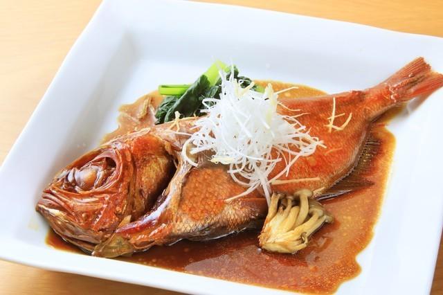 金目鯛の姿煮 ※写真はイメージです