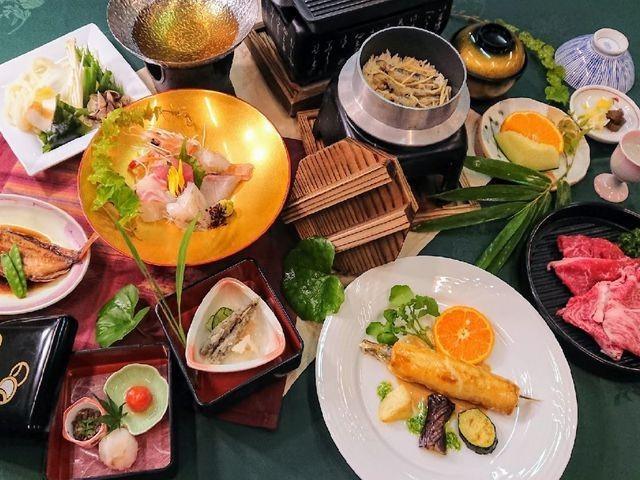 【1日5組限定◆べっぴん深海魚御膳】西浦漁港で上がった新鮮な深海魚を使ったお料理は『別嬪』♪