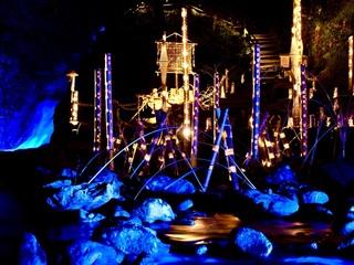 ●幽玄の竹灯☆1