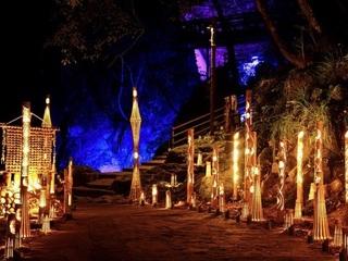 ●幽玄の竹灯☆2