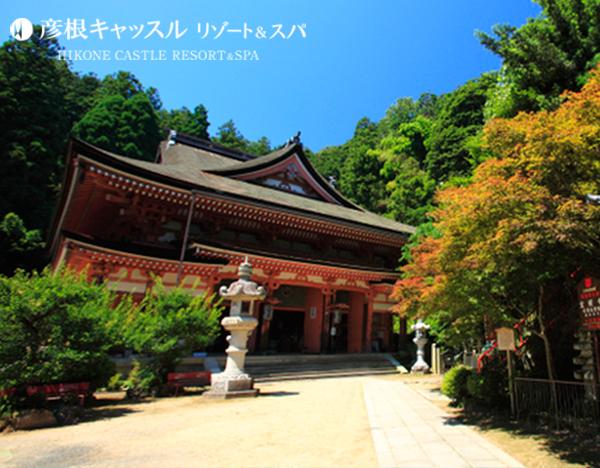 竹生島観光